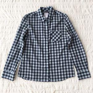 Patagonia Organic Cotton Plaid Gingham Shirt 4